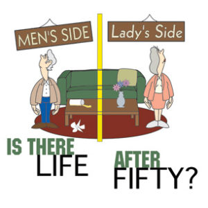 Is There Life After Fifty?