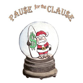Pau$e for the Clau$e