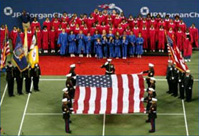 US Open Honoring 9/11